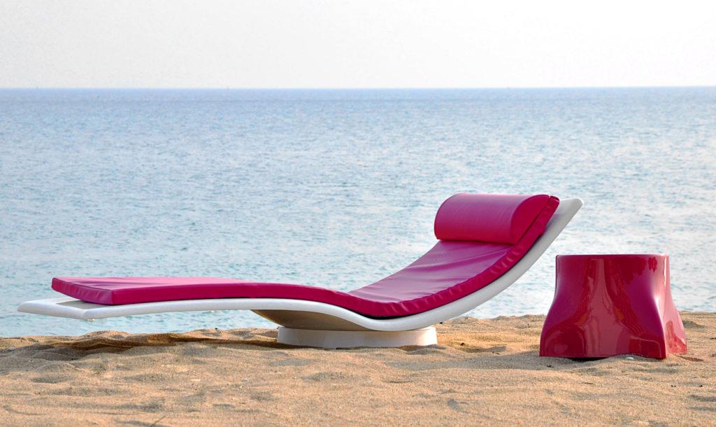 bain de soleil design confortable pivotant mod le bulle art mely. Black Bedroom Furniture Sets. Home Design Ideas