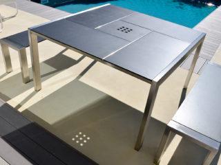 Mobilier de jardin haut de gamme, création de designers ...