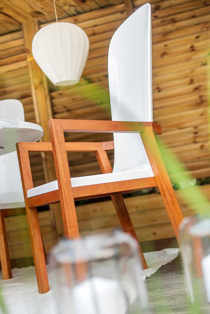 fauteuil jardin design pour terrasse